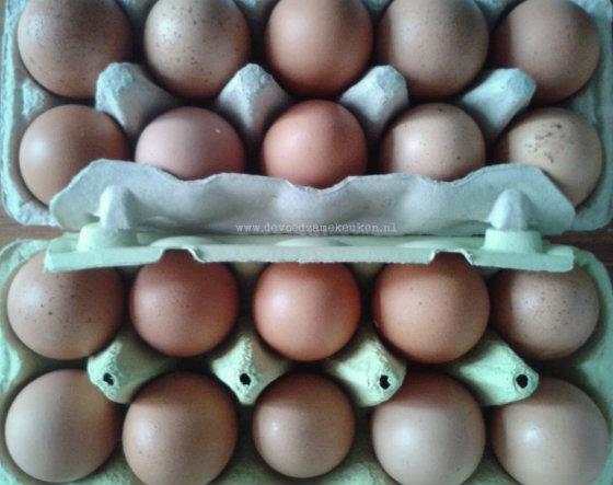 Eieren Superfood