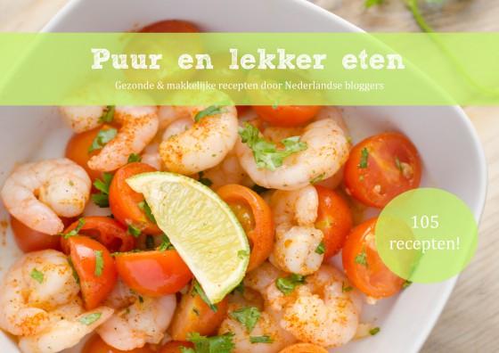 Puur en Lekker Eten Kookboek