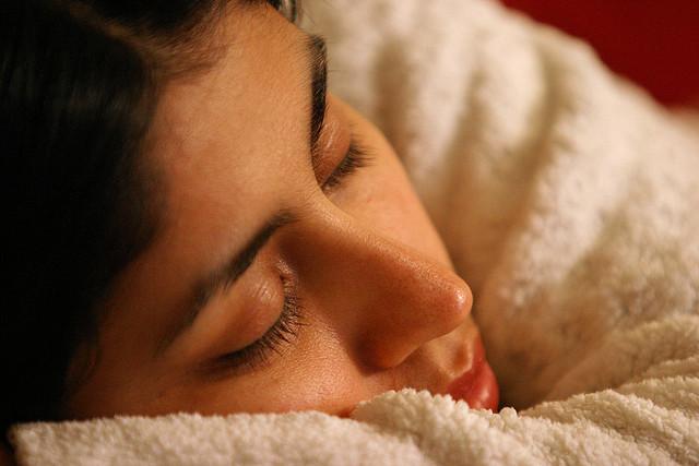 Gesegmenteerde slaap